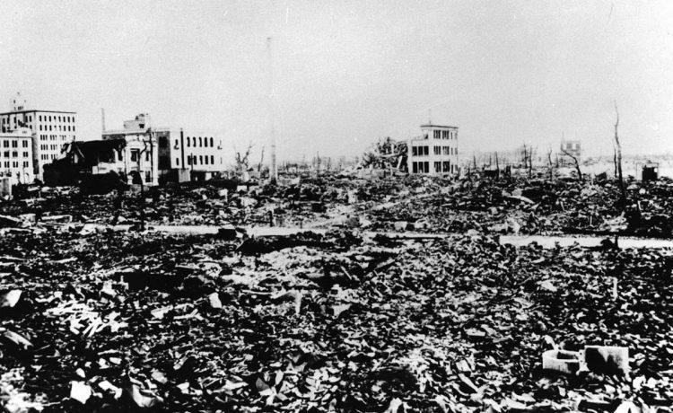 Hiroshima y Nagasaki historia