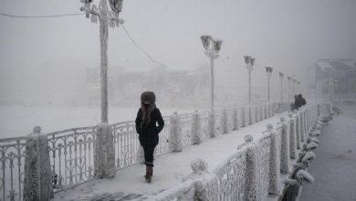 la ciudad más fría del mundo