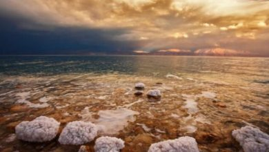 Photo of El mar muerto, la octava maravilla