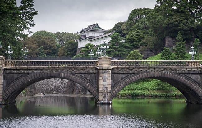 curiosidades torre imperial tokio